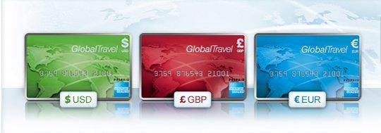 cartão de crédito American Express Global Travel